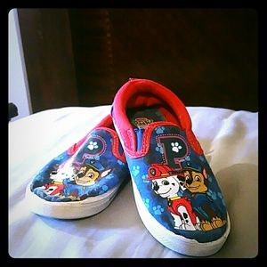 Other - Paw Patrol Boys Shoes Size 10